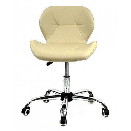 Кресло Onder Mebli Инвар Office ЭкоКожа Беж 06