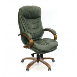 Кресло Валенсия Soft EX MB зеленый А-класс