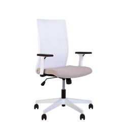 Кресло AIR R NET white SL PL71 Новый Стиль