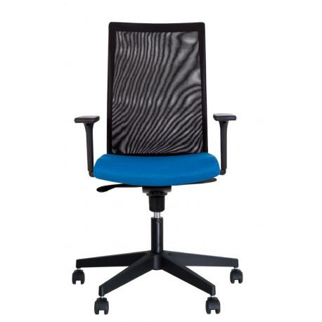 Кресло AIR R NET blask SL PL70 Новый Стиль