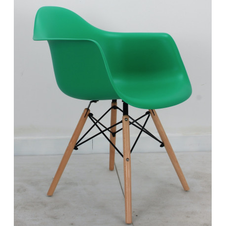 Кресло Onder Mebli Леон Зеленый 47