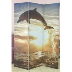 Ширма Кантри 180х135 Дельфин