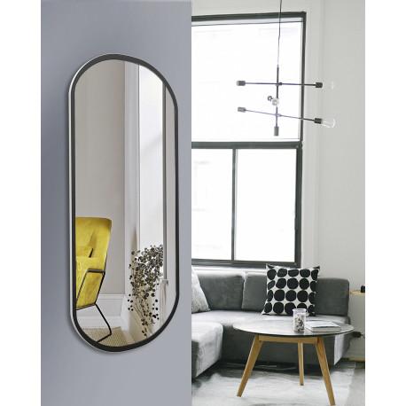 Зеркало на основе ЛДСП Art-com ZR7 Черно-белый