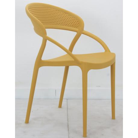 Стул Onder Mebli Нельсон (Nelson) Желтый 11