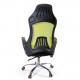 Кресло Дорос CH ANF черный/салатовый А-класс