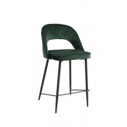 Барный стул B-125 изумруд Vetro Mebel
