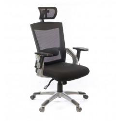Кресло Прима PL HR ANF черный А-класс