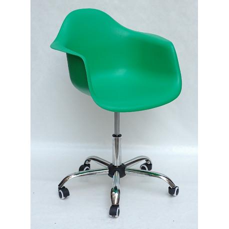 Кресло Onder Mebli Леон Офис Зеленый 47