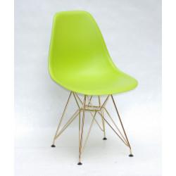 Стул пластиковый Onder Mebli Ник GD-ML Зеленый 48