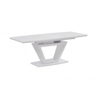 Стол обеденный TMМ-53-2 (белый) Vetro Mebel