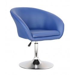 Кресло Мурат Нью синее СДМ