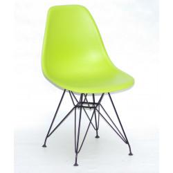 Стул пластиковый Onder Mebli Ник BK-ML Зеленый 48