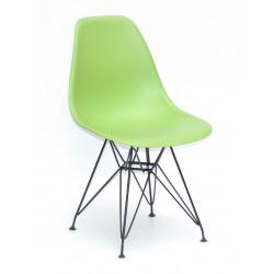Стул пластиковый Onder Mebli Ник BK-ML Зеленый 41