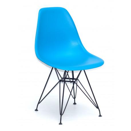 Стул пластиковый Onder Mebli Ник BK-ML Голубой 51