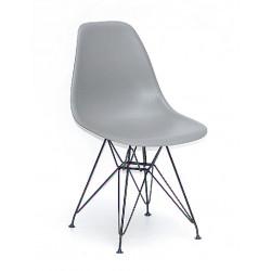 Стул пластиковый Onder Mebli Ник BK-ML Серый 16