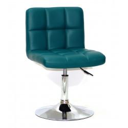 Кресло Onder Mebli Арно CH - Base Экокожа Зеленый 1002
