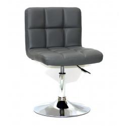 Кресло Onder Mebli Арно CH - Base Экокожа Серый 10012