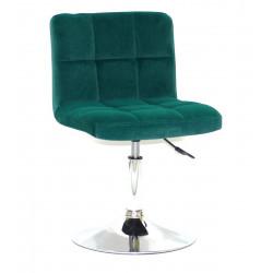 Кресло Onder Mebli Арно CH - Base Бархат Зеленый В-1003
