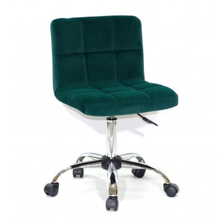 Кресло Onder Mebli Арно CH - Office Бархат Зеленый В-1003