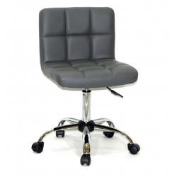 Кресло Onder Mebli Арно CH - Office Экокожа Серый 1001