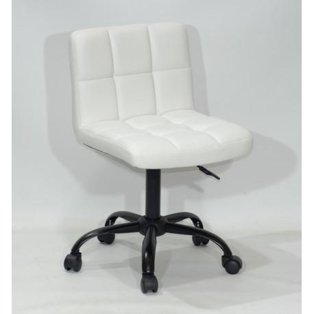 Кресло Onder Mebli Арно BK - Office Экокожа Белый