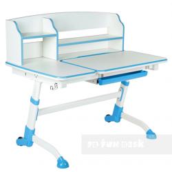 Парта-трансформер дитяча Amare II Blue FunDesk