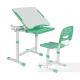Комплект парта и стул-трансформеры Piccolino Green FunDesk