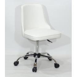 Кресло Onder Mebli Адам CH - Office Экокожа Белый