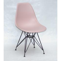 Стул пластиковый Onder Mebli Ник BK-ML Розовый 63