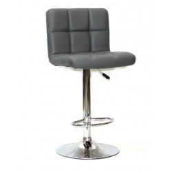 Кресло Onder Mebli Арно Bar CH - Base Экокожа Серый 1001