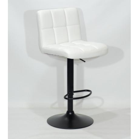 Кресло Onder Mebli Арно Bar BK - Base ЭкоКожа Белый