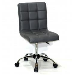 Кресло Onder Mebli Augusto CH - Office Экокожа Серый 1001