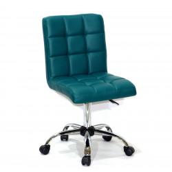 Кресло Onder Mebli Augusto CH - Office Экокожа Зеленый 1002