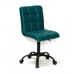 Кресло Onder Mebli Augusto BK - Office Экокожа Зеленый 1002