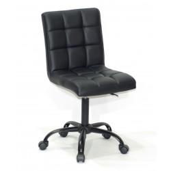 Кресло Onder Mebli Augusto BK - Office Экокожа Черный