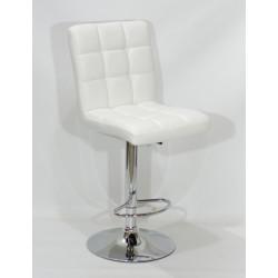 Кресло Onder Mebli Augusto Bar CH - Base ЭкоКожа Белый
