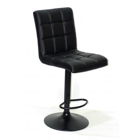 Кресло Onder Mebli Augusto Bar BK - Base ЭкоКожа Черный