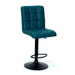 Кресло Onder Mebli Augusto Bar BK - Base ЭкоКожа Зеленый 1002