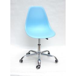 Стул Onder Mebli Ник Office Голубой 50