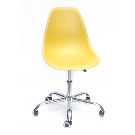 Стул Onder Mebli Ник Office Желтый 11