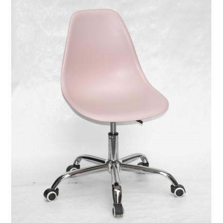 Стул Onder Mebli Ник Office Розовый 63
