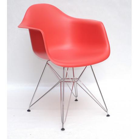 Кресло Onder Mebli Леон CH-ML Красный 05
