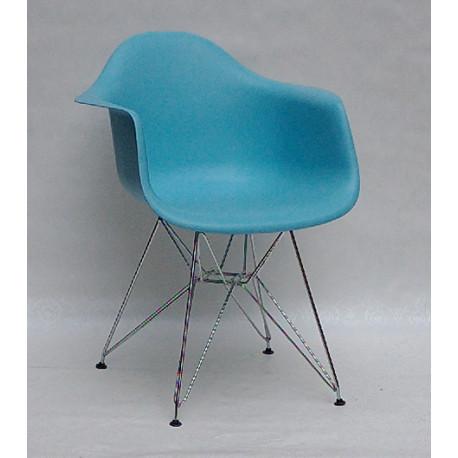 Кресло Onder Mebli Леон CH-ML Голубой 52