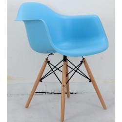 Кресло Onder Mebli Леон Голубой 52