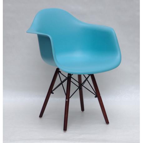 Кресло Onder Mebli Леон W Голубой 52