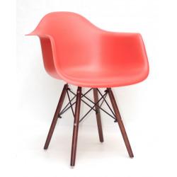 Кресло Onder Mebli Леон W Красный 05