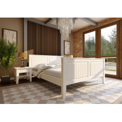 Кровать Глория (высокое изножье) ЧДК