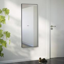 Зеркало ростовое в алюминиевой раме ЛДСП Art-com Alum Черный