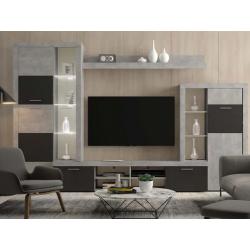Мебельная стенка Альпин Гербор