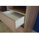 Стол письменный с тумбой Jusk B 120х53 Intarsio